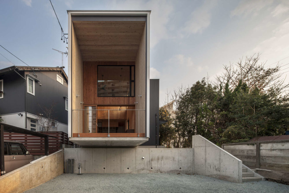 In Sifting Through New Residential Projects, We Commonly Find That Japanese  Architects Seem To Be Drawn ...