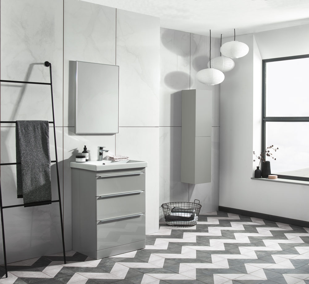 R2 launches versatile Type range of bathroom furniture | Home ...