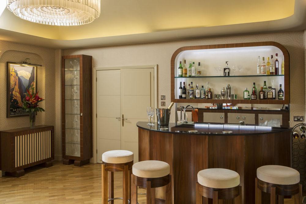 Art-Deco-bar-by-Mark-Taylor-Design Designer Inspired Bathrooms on men's bathrooms, women bathrooms, vintage bathrooms, ralph lauren bathrooms, brown bathrooms, hello kitty bathrooms, affordable bathrooms, natural stone bathrooms,