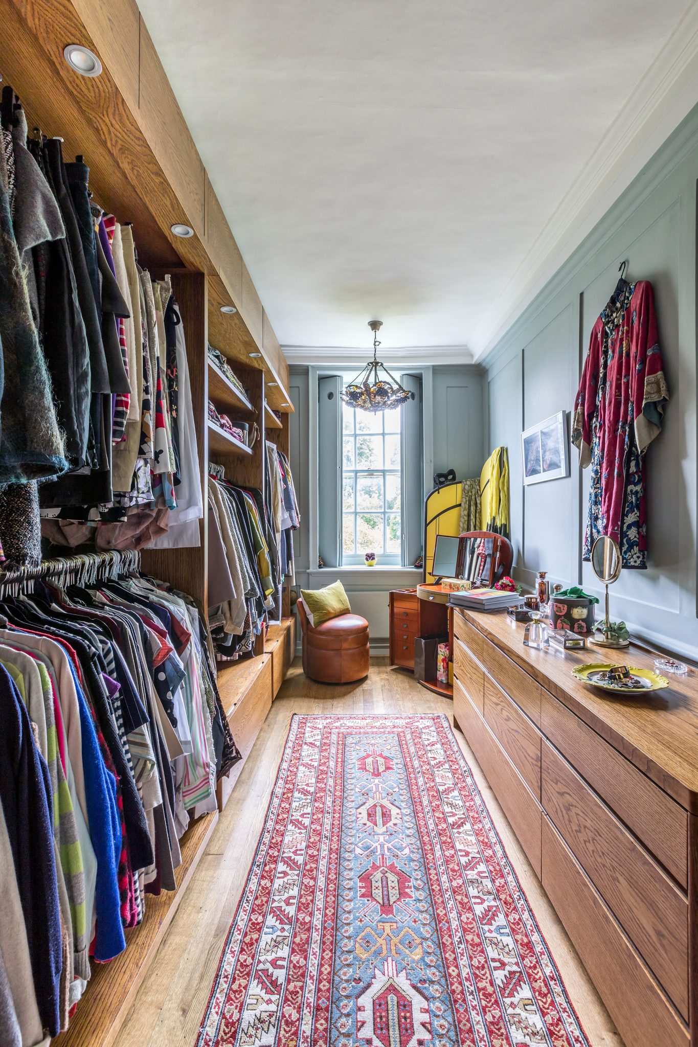 Dressing Rooms Designs Pictures: Located Off The Master Suite, This Beautiful, Bespoke
