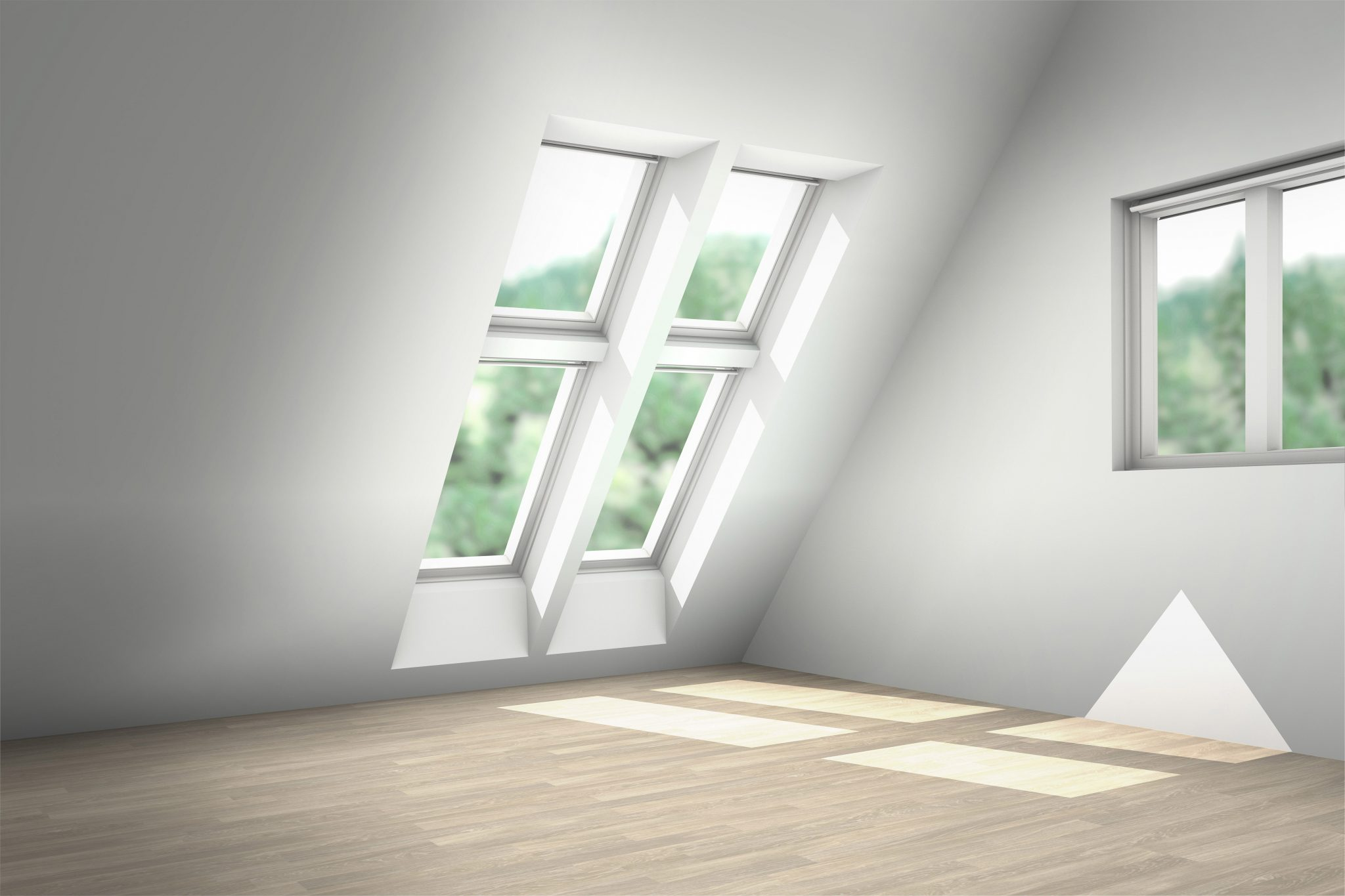 Velux launches mydaylight the world s first virtual for Design my own room app
