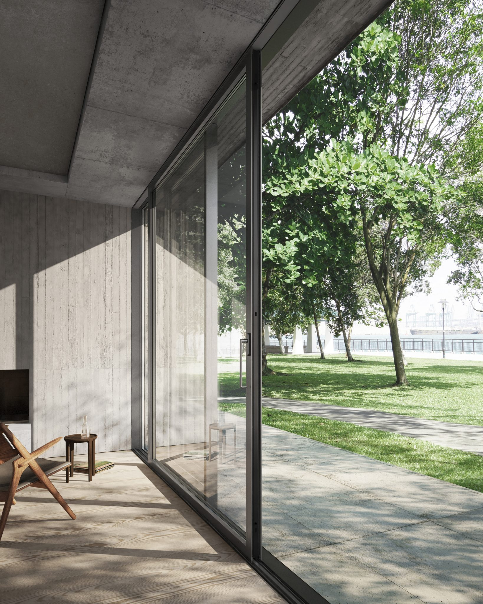 Architects Set To Welcome New Modular Sliding Door System Aimed At