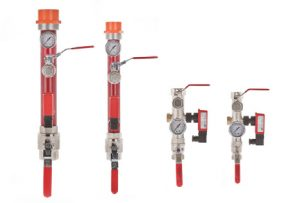"Fire Sprinkler Valve sets 1""~ 2"""